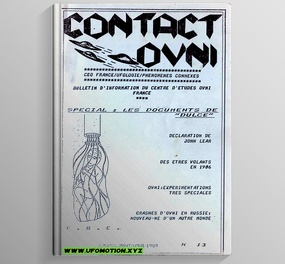 Contact Ovni 13 UFOmotion