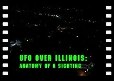 UFO Over Illinois : anatomy of a sighting