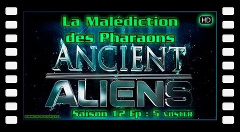 S12E05 La Malédiction des Pharaons - Alien Theory VOSTFR HD 720