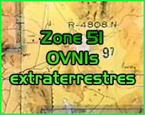 Documentaire ovni ufo : Zone 51 OVNIs extraterrestres