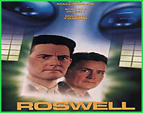 film ovni Roswell (année 1994)
