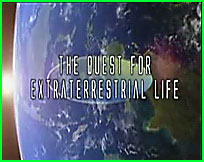 Documentaire ovni The Quest for Extraterrestrial Life
