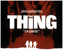 Film The Thing (extrait)