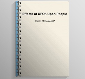 Effects of UFOs Upon People