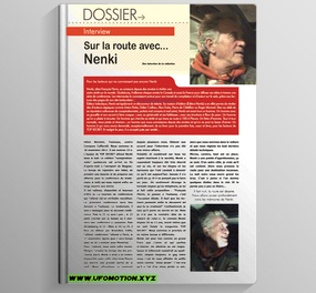 Top Secret 59 Interview Sur la route avec Nenk oki
