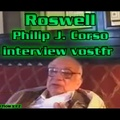 Roswell - Philip J. Corso Interview Vostfr