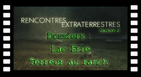 Contact S02E01 Lac Erié - Terreur au ranch