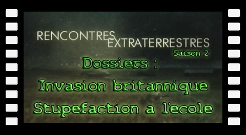 Contact S02E02 - Invasion britannique - Stupéfaction à l'école