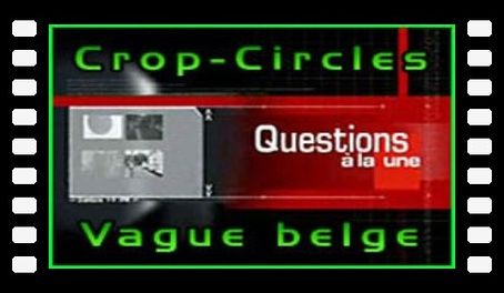 Question à la une crop-circles et vague belge