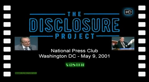 OVNI The Disclosure Project (VOSTFR)