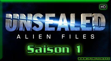 Alien Files Saison 1