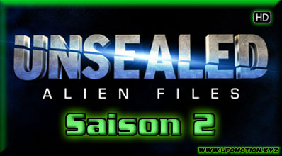Alien Files Saison 2