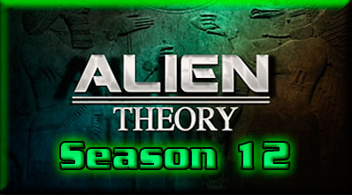 Alien Theory Season 12 (HD)