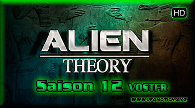 Alien Theory Saison 12