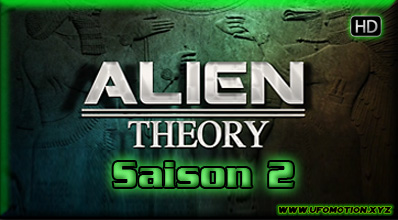 Alien Theory Saison 2