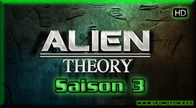 Alien Theory Saison 3
