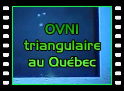 OVNI triangulaire au Quebec